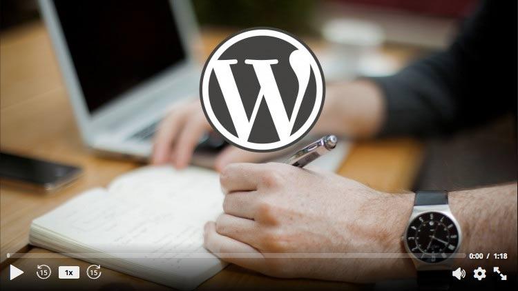 WorPress-Expertenkurs-Cover